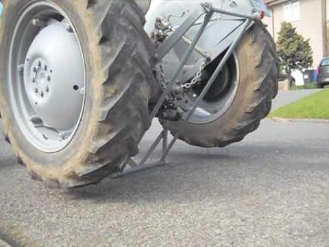 Ferguson Tractor Jack Youtube