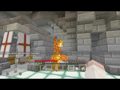Minecraft: PlayStation®4 Edition_20170114120144me and luke up 1v1 each other