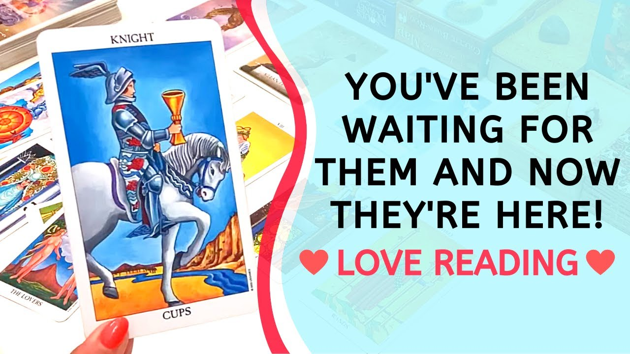 LOVE READING ❤️ You've been waiting for them and now they're here! ~ Tarot Love Reading July 2020
