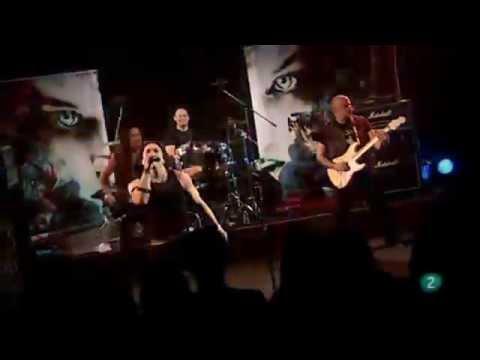 Saratoga - Perro Traidor live radio3 2015 HD