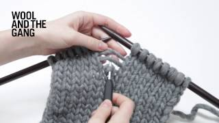 How to fix dropped stitches in knitting