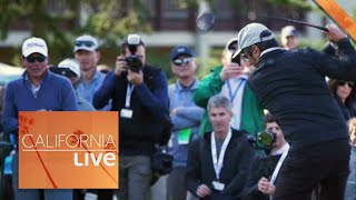 These Celebrities Are Golfing for Charity (Sponsored) | California Live | NBCLA
