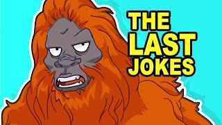 YO MAMA - Last Jokes! Hairy