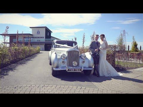 Amanda & Andrew's Wedding Day - Ingliston Country Club