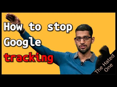 How to stop Google spying? Google privacy settings, uBlock Origin and Google alternatives.