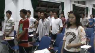 Buổi Học Thanh Nhạc Cuối khóa 1 : Giáo Xứ TAM HẢI - Thủ Đức