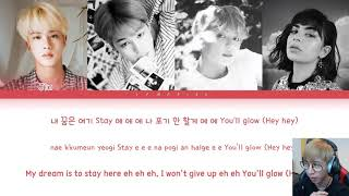 BTS - Dream Glow (Feat. Charli XCX) (방탄소년단 - Dream Glow) | Viruss Reaction Kpop