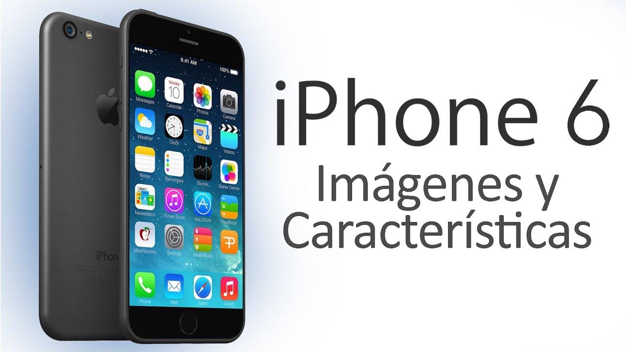Iphone  Caracteristicas Y Precio