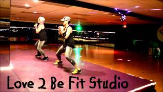 WARM UP...My Songs Know What You Did in the Dark (Light Em Up) Dance Fitness, Zumba ® Love 2 Be Fit