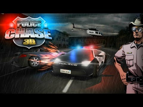 Police Chase 3D Android HD GamePlay Trailer [Game For Kids]