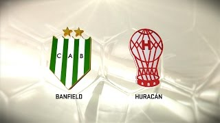 CA Banfield vs Huracan full match