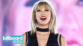 Taylor Swift Just Dropped Another Snake Teaser | Billboard News