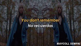 Hayley Williams - Leave it alone(Sub Español + Lyrics)