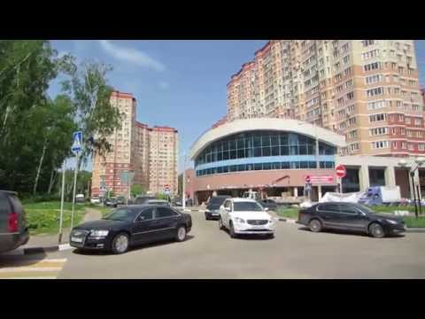 Москва, г. Московский, микрорайон 3