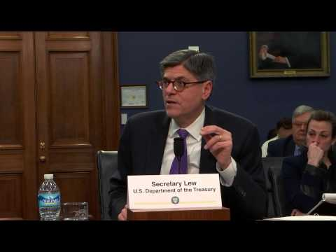 Hearing: Department of Treasury International Programs FY 2016 Budget (EventID=103130)