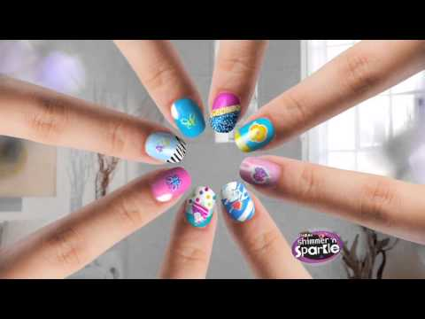 Shimmern sparkle design nail studio youtube shimmern sparkle design nail studio prinsesfo Choice Image