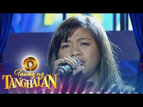 Tawag ng Tanghalan: Audrey Malaiba | Straight From The Heart