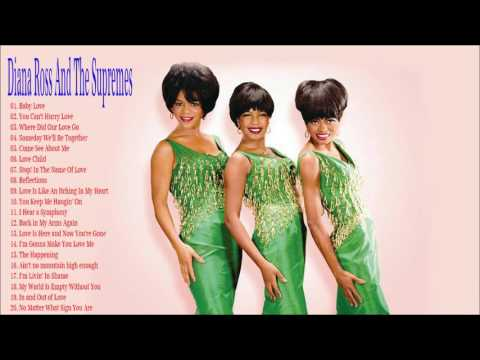 Diana Ross and the Supremes Greatest Hits Collection || The Very Best of Diana Ross and the Supremes