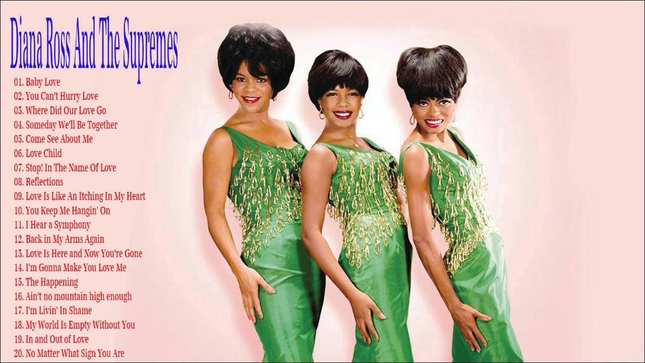 Diana Ross And The Supremes Greatest Hits Collection Very Best Of You