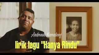 Download lagu Hanya Rindu Andmesh Kamaleng