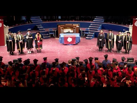 Leeds Arts University - Graduation 2017