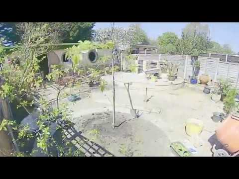 How To Build A Beautiful Garden (Garden Landscape Time-Lapse)