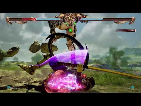Soul Calibur 6 Meta Knightmare (Siegfried) VS (Tira) Cegopi