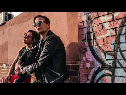 Matt and Kim - Hooked On A Feeling - Cover