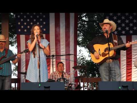MACC 2016 - After the Fire is Gone   Daryle Singletary with Charli Robertson