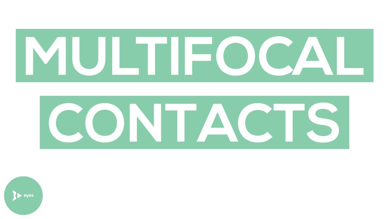 multifocal contact lenses for presbyopia are they right for you