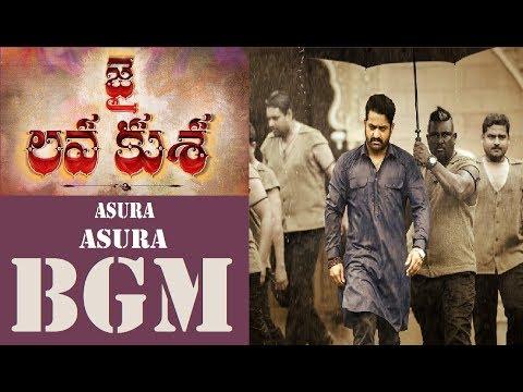 Jai Lavakusa BGM || Asura Asura Back Ground Music | NTR | Devi Sri Prasad |