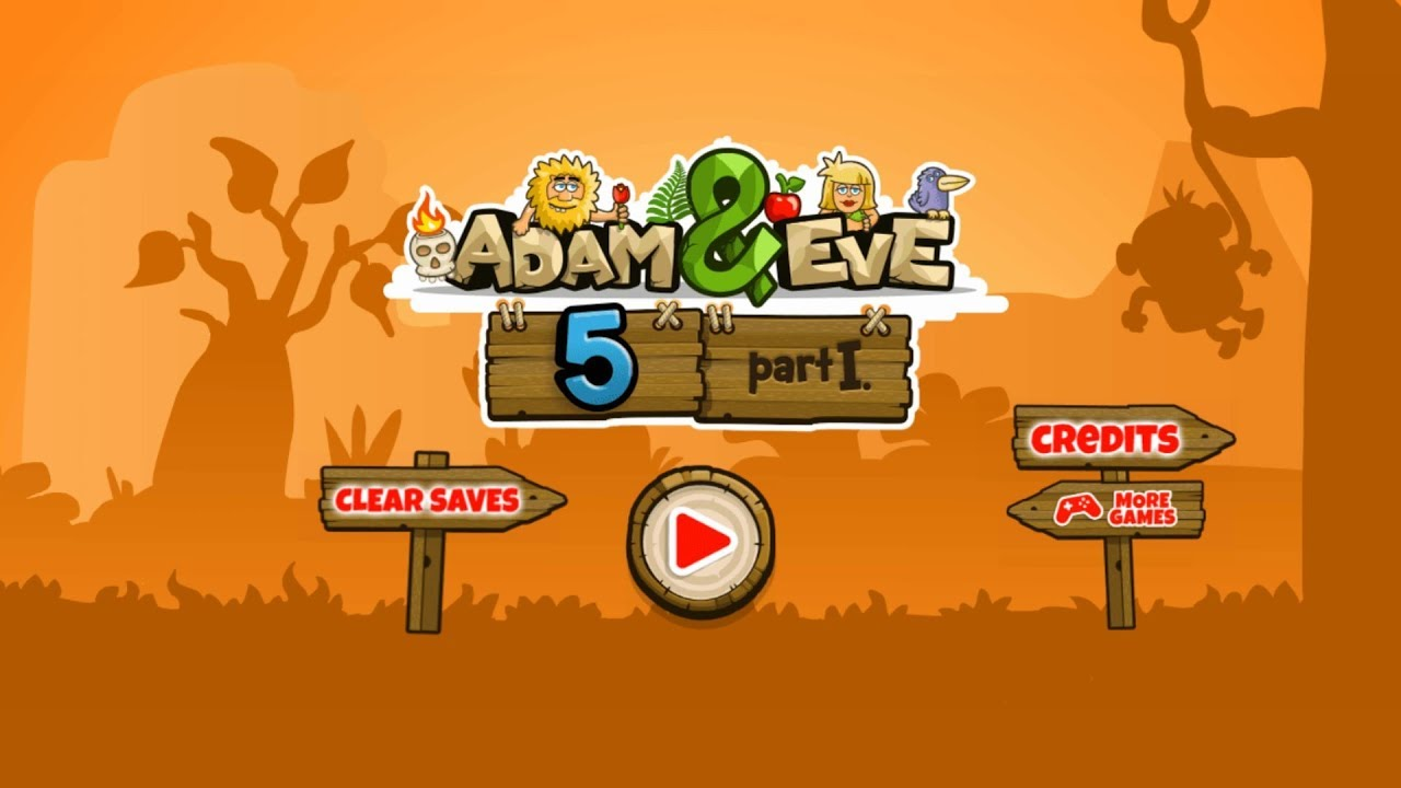 Adam And Eve 5 Part 1 Game Walkthrough Youtube