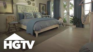 3 Bedroom Upgrades Under $200 - HGTV