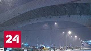 Москву снова заметает: как город справляется со стихией? - Россия 24