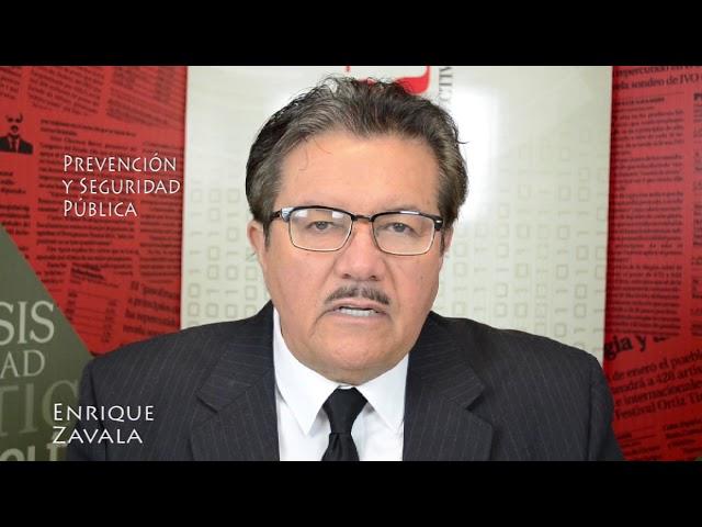 Enrique Zavala (Amnistía, polarización y tonterías panistas)