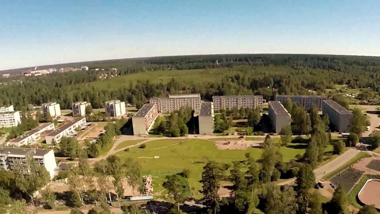 Поселок советский выборгского района фотографии