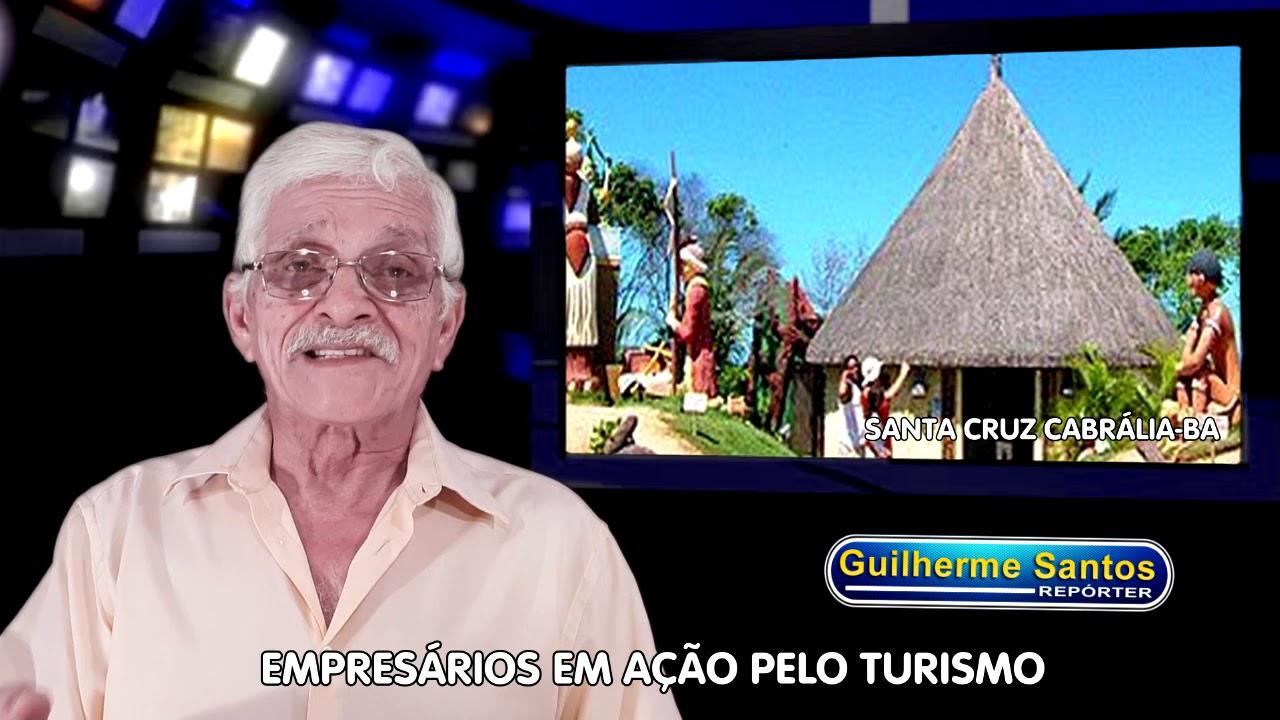 Turismo: Empresários de Cabrália pedem atenção à Prefeito Agnelo Santos.