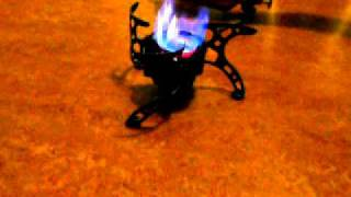 brs 8 multifuel stove