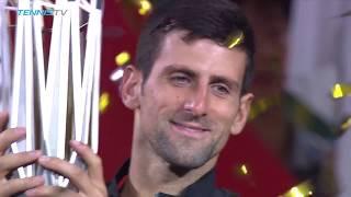 Novak Djokovic reigns in Shanghai | Shanghai  Final Highlights 2018