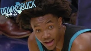 Devonte' Graham 13 Points/5 Assists Full Highlights (4/3/2019)