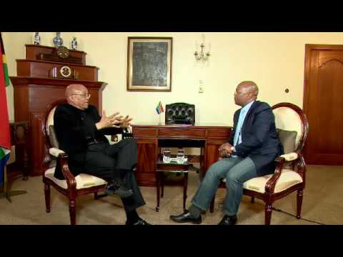 Ann7 Exclusive interview with President Zuma