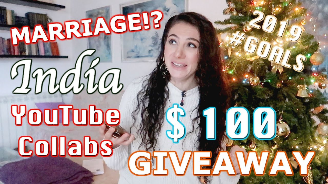 MARRIAGE!? 2019 GOALS Q&A + $100 GIVEAWAY | TRAVEL VLOG IV