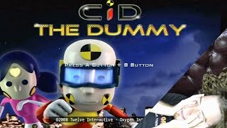 CGR Undertow - CID THE DUMMY review for Nintendo Wii