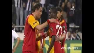 The attack on Eboue