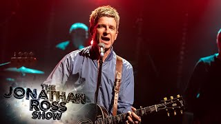 Noel Gallagher's High Flying Birds - We're On Our Way Now (Live)   The Jonathan Ross Show