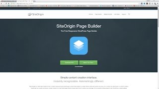 How to use Pagebuilder to Create WordPress Pages and Posts