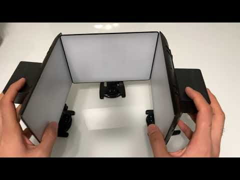 YONGNUO YN300 Air Pro LED Lights Unboxing And Review