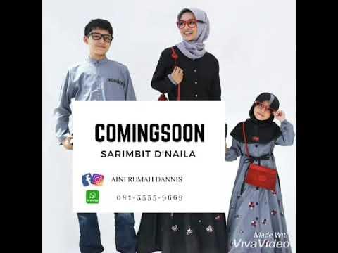 Sarimbit Dannis Terbaru 2020 D Naila Family Youtube