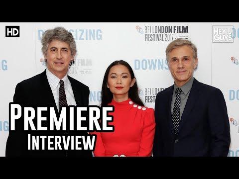 Alexander Payne  Downsizing Premiere   London Film Festival 2017