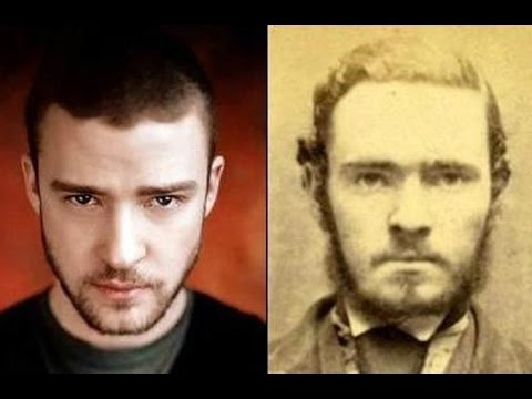 18 Celebrities And Their Historical Doppelgangers ...
